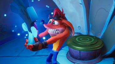 "Crash Bandicoot 4: It's About Time ""Класический скин"""