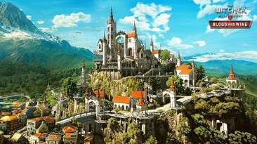 """Разработчики The Witcher 3 рассказали об изменениях, которые принесет дополнение """"Кровь и вино"""""""