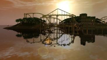 Демо Roller Coaster Tycoon 3 откладывается
