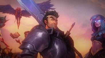 Объявлена дата выхода Crowfall - MMORPG от создателей Ultima Online