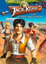 Обложка игры Jack Keane 2: The Fire Within