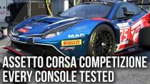 Digital Foundry разочарованы производительностью Assetto Corsa Competizione на консолях