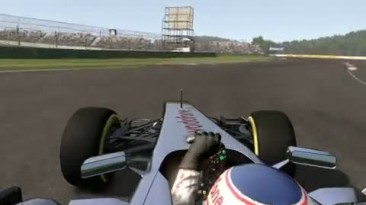 """F1 2011 """"Корея. Быстрый круг: 1:33.269 """""""