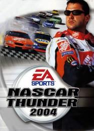 Обложка игры NASCAR Thunder 2004