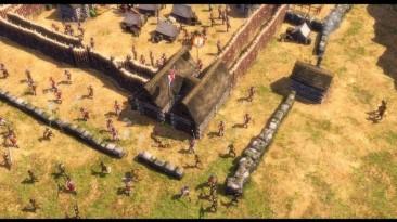 "Age Of Empires 3 ""Сценарий - Assault on Rorke's Drift"""