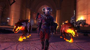 """Neverwinter online: Дополнение """"Infernal Descent"""" теперь доступно на консолях"""