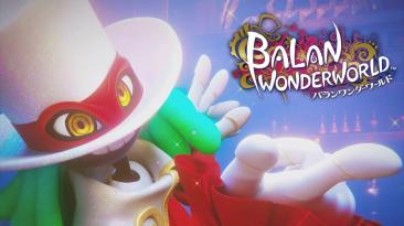 Объявлено о патче первого дня для Balan Wonderworld