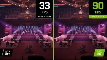 NVIDIA DLSS может повысить производительность до 3 раз в F.I.S.T .: Forged In Shadow Torch