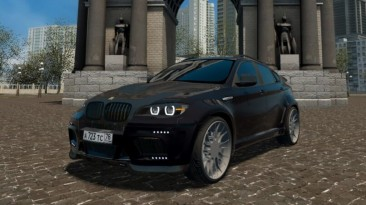 "City Car Driving ""BMW X6M (E71) Hamman (v1.5.9 - 1.5.9.2)"""