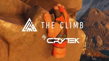 Альпинисты испытали The Climb