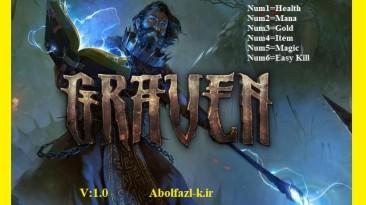 Graven: Трейнер/Trainer (+6) [EA: 1.0] {Abolfazl.k}