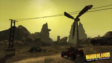 Скриншоты и подробности ремастера Borderlands