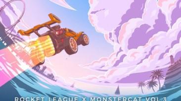 "Rocket League ""X Monstercat Vol.3 Soundtrack (2018)"""