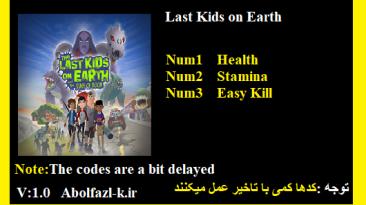 The Last Kids on Earth and the Staff of Doom: Трейнер/Trainer (+3) [1.0] {Abolfazl.k}