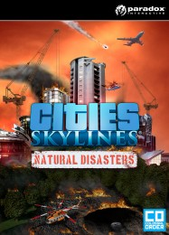 Обложка игры Cities: Skylines - Natural Disasters