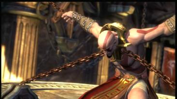 Ранний арт God of War: Ascension показывает истощенного Кратоса