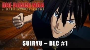 Суйрю как первый дополнительный персонаж One Punch Man: A Hero Nobody Knows