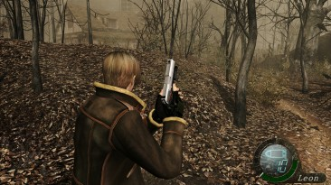 "Resident Evil 4 ""Leon Ultra HD - Re uhd"""