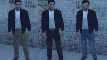 "Mafia 2 ""Школьная форма"""