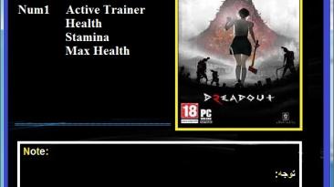 DreadOut 2: Трейнер/Trainer (+3) [1.1.3] {Abolfazl.k}