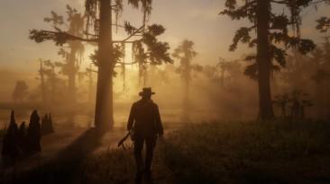 """Red Dead Redemption 2 """"Быстрое переключение интерфейса и миникарты"""""""