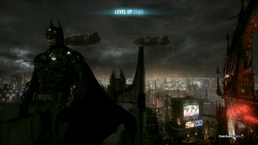 "Batman: Arkham Knight ""Arkham VR color"""