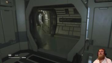 "Alien: Isolation - Cерия:10 ""Аптечка"" От OldGamer"