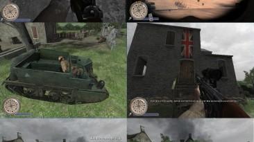 "Call of Duty 2 ""Axis мод для B2F"""