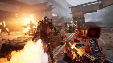 Terminator: Resistance Enhanced - бесплатное обновление для PS5 может быть недоступно на запуске