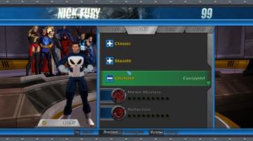 "Marvel: Ultimate Alliance ""Punisher Classic"""