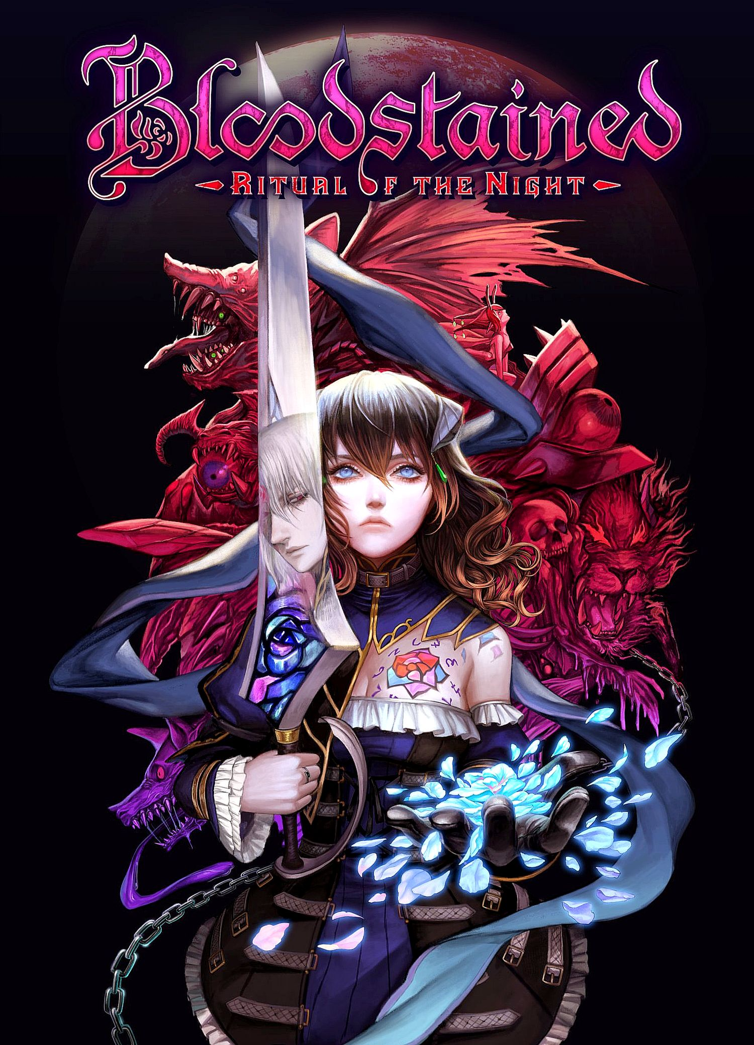 Bloodstained: Ritual of the Night: Таблица для Cheat Engine [UPD