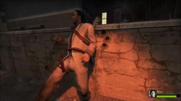 "Left 4 Dead 2 ""Ник против Танка"""