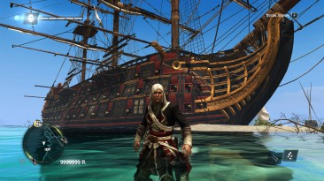 "Assassin's Creed 4: Black Flag ""Мод: Ла Дама Негра (UPDATED)"""