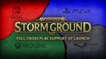 Warhammer Age of Sigmar: Storm Ground получит поддержку полного кросс-плея