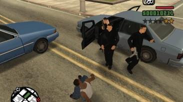 """Grand Theft Auto: San Andreas """"Охота за Сиджеем укреплёнными триадами потерявшими свой кокос (17кг.) (SA) 1.0"""""""