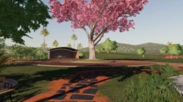 """Farming Simulator 19 """"Карта Estancia Lapacho 1.0.0.0 FS19"""""""