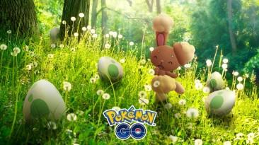 """В игре Pokemon Go появятся """"весенние"""" покемоны"""