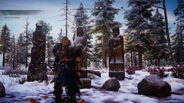 "Assassin's Creed: Valhalla ""Реаличтиная графика"""