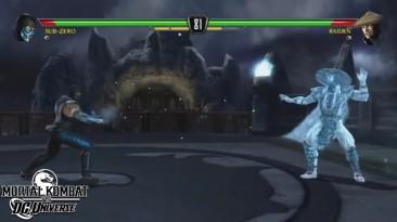 История Mortal Kombat (1992-2011)
