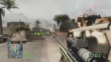"Battlefield: Bad Company 2 ""Оптимизация для слабых ПК"""