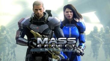 Слух: Mass Effect Trilogy Remaster может выйти уже в октябре 2020 года