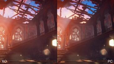 "DmC: Devil May Cry""Сравнение версий для Xbox One vs PC (Digital Foundry)"""