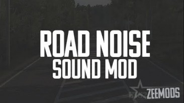 "Euro Truck Simulator 2 ""Новые звуки шин по дороге и гравию v1.0 (v1.39.x - 1.40.x)"""