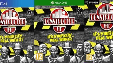 Слух: Constructor HD выйдет на PC, PS4 и Xbox One