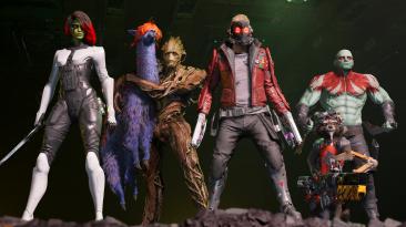 Guardians of the Galaxy - это линейный приключенческий боевик, а не Mass Effect