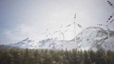 Вышел новый трейлер симулятора дальнобойщика Alaskan Truck Simulator