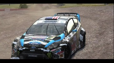 DIRT 3 Скин Ford Fiesta Ken Block 2014