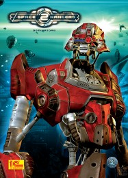 Обложка игры Space Rangers 2: Dominators