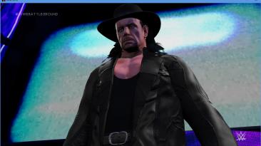 "WWE 2K16 ""Undertaker WrestleMania 34 наряд (Лицевая анимация) 2K18 Port MOD"""