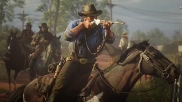 Red Dead Redemption 2 продано более 34 миллионов копий; Grand Theft Auto V - более 135 миллионов